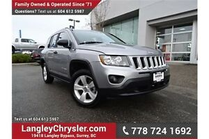 2015 Jeep Compass Sport/North LOCALLY DRIVEN & ACCIDENT FREE