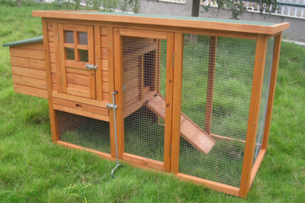 BRAND NEW Chicken Coop Rabbit Hutch Ferret Cage Hen Chook House Dandenong South Greater Dandenong Preview