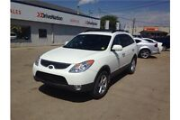 2010 Hyundai Veracruz Limited Limited!! AWD!! DVD player!