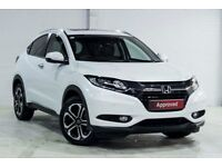 Honda HR-V I-DTEC EX (white) 2016