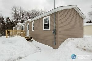 Brand new, 1,184 sq ft, 3 bed/1.5 bath mini home