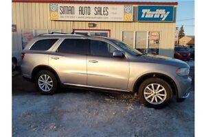 2014 Dodge Durango SXT SXT*4x4*7 Passenger