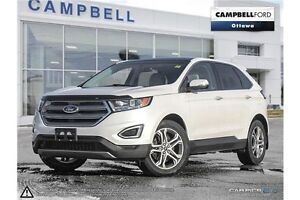 2015 Ford Edge Titanium Top of line with low price