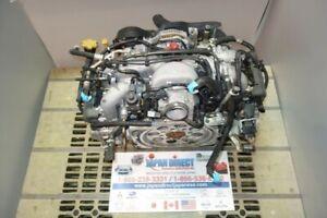 JDM Subaru EJ253 Engine 2.5L 2006-2011 Impreza Forester Legacy