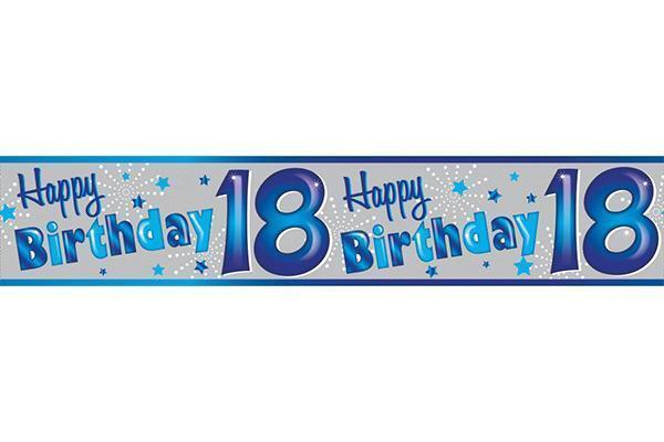 18th Birthday Sash