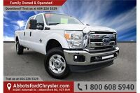2013 Ford F-350 XLT w/- Tow Package & Brake Controller
