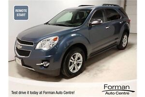2011 Chevrolet Equinox 2LT - Htd Leather | Bluetooth | Remote...
