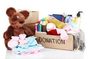 LOOKING FOR DONATIONS - BABY ITEMS (toys, clothes
