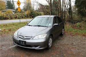 2004 Honda Civic SE Comox / Courtenay / Cumberland Comox Valley Area image 3