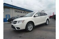2014 Dodge Journey SXT Well Equipped with DVD and Sunroof