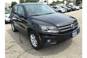 2012 Volkswagen Tiguan 2.0 TSI Trendline 2.0 TSI !!! CAR-PROO... Kitchener / Waterloo Kitchener Area image 8