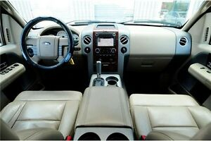 2008 Ford F-150 Lariat LARIAT/SUPERCREW/5.4L/V8/4X4/LEATHER/N... Kitchener / Waterloo Kitchener Area image 9
