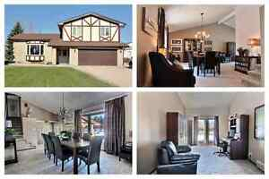 Reduced to Sell ! 1592 Sood Rd St. Adolphe Custom Built on 5 Acr
