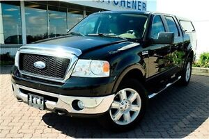 2008 Ford F-150 Lariat LARIAT/SUPERCREW/5.4L/V8/4X4/LEATHER/N... Kitchener / Waterloo Kitchener Area image 3
