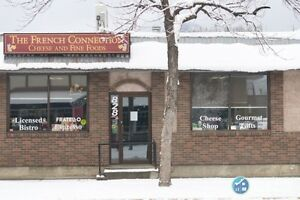 Cheese Shop and Bistro in Golden, BC
