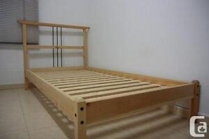 Ikea Dalselv twin bed