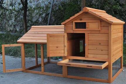 Giant Rabbit Hutch, Guinea Pig cage Ferret House or Chicken Coop Dandenong South Greater Dandenong Preview