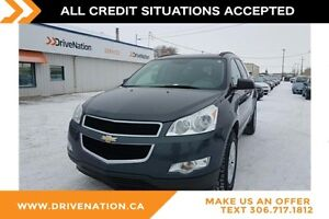 2012 Chevrolet Traverse LS AWD SUV, 8 SEATS, BLUETOOTH, V6, F...