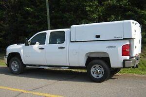 Mory Master 50 Truck fiberglass Truck Body