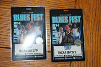 SOLD VIP Tickets for Blues Fest