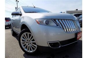 2013 Lincoln MKX Base AWD V6 | NAV, SUNROOF, HTD/CLD LTHR