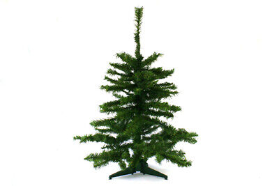 24 Inch Tall Artificial Christmas Fir Tree On Easy Store Base ()