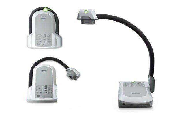 SMART BOARD  SDC-450 SMART Document Camera W/ AC ADAPTER &VGA CABLE