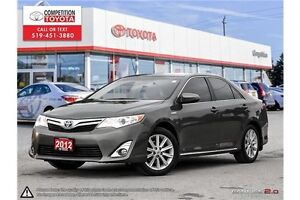 2012 Toyota Camry Hybrid XLE One Owner, No Accidents, Toyota...