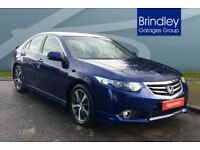 HONDA ACCORD 2.2 i-DTEC ES GT 4dr (blue) 2013