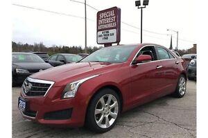 2013 Cadillac ATS 3.6L Luxury Kitchener / Waterloo Kitchener Area image 2