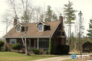 Lovely 3 bed/1.5 bath Cape Cod on 3.95 ac