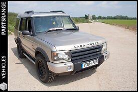 1999 Land Rover Discovery 2 V8 Manual 44000 MOT ES Premium ACE Harmon/Kardon RPi