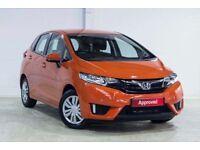 Honda JAZZ I-VTEC S (orange) 2016