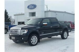 2013 Ford F-150 Platinum PST PAID! LOCAL TRADE!