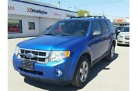 2012 Ford Escape XLT XLT model! Fuel efficient SUV!
