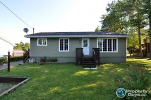 NEW LISTING! Great 3 bed, 2 finished levels, over 2000 sq ft.