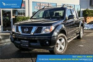 2007 Nissan Frontier LE-V6 AM/FM Radio and Air Conditioning