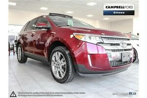 2014 Ford Edge limited AWD-49, 000 KMS-LOADED