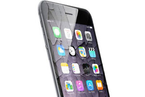 iPhone 6, 6+, 6S, 6S+, 7, 7+, 8 & 8+ glass repair for low prices