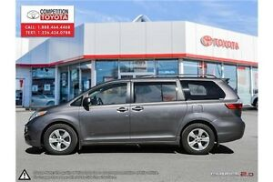 2016 Toyota Sienna LE 8 Passenger Toyota Certified, No Accidents London Ontario image 3