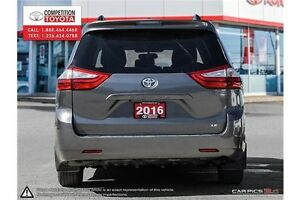 2016 Toyota Sienna LE 8 Passenger Toyota Certified, No Accidents London Ontario image 5