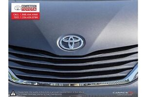 2016 Toyota Sienna LE 8 Passenger Toyota Certified, No Accidents London Ontario image 8