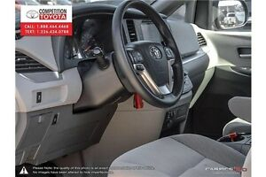 2016 Toyota Sienna LE 8 Passenger Toyota Certified, No Accidents London Ontario image 12
