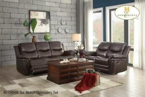 Living room leather recliner deals (MA834)