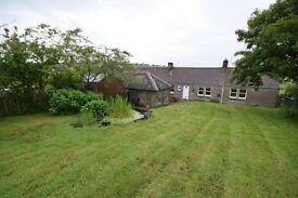 2 bed cottage, 3 miles from St Andrews, fully furnished for rent
