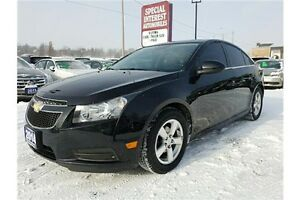 2014 Chevrolet Cruze 2LT 2LT !! LEATHER !! ACCIDENT FREE !!