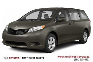 2013 Toyota Sienna LE 7 Passenger
