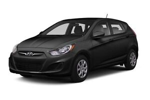 2013 Hyundai Accent GL CERTIFIED ACCIDENT FREE & LOCALLY OWNED