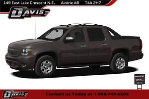 2011 Chevrolet Avalanche 1500 LTZ REAR DVD PLAYER, HEATED/COO...