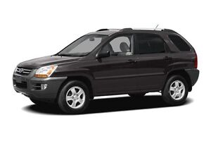 2007 Kia Sportage LX - Just arrived! Photos coming soon!